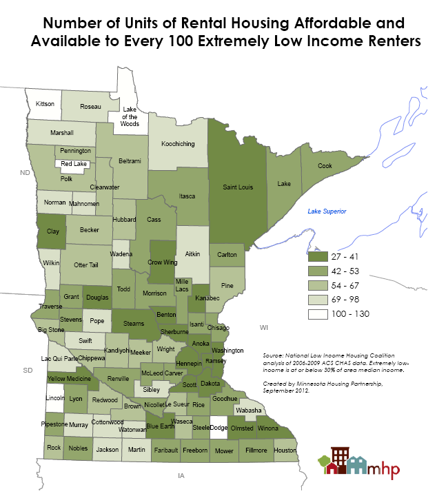 map affordable eli mn